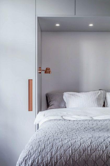 GR-J doors on Pax wardrobe frame