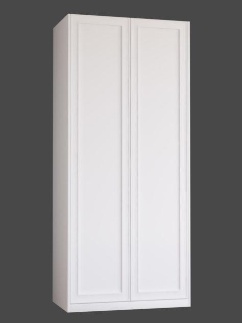 Shaker 2.1 (ühe raamiga Shaker 2) uksed PAX garderoobikappidel.